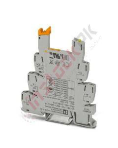 Phoenix Contact Relay Socket PLC-BSC- 24DC/21 2966016
