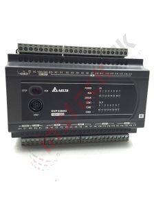 Delta: Prograbable Logic Controller PLC ES2 Series 100-240VAC 16DI 16DO Relay - DVP32ES200R