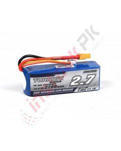 Turnigy - Lithium Ion Polymer LIPo Battery Pack 2700mAh 11.1V 3S 20C