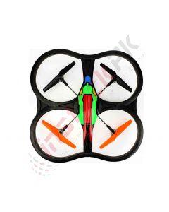 4.5-Channel UFO Quadcopter Drone Kit 2.4GHz (51CM)