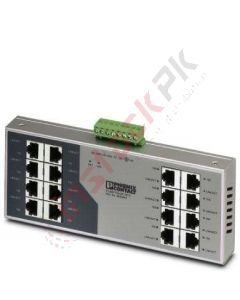 Phoenix Contact - Industrial Ethernet Switch - FL SWITCH SF 16TX - 2832849