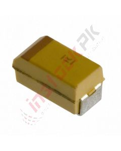 Tantalum Capacitor 10VDC 10uF (SMD/SMT-1206) T491A106K010
