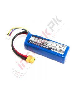Turnigy - Lithium Ion Polymer Lipo Battery Pack 2200mAh 3S 25C