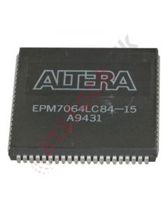 Altera EEPROM Based Programmable IC EPM7064LC84-15 (CPLD - MAX 7000)