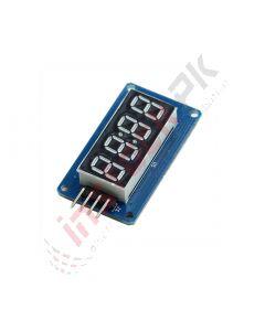 4-Bit LED Display Module (TM1637) For Arduino