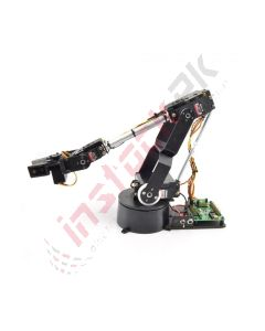 4-Degrees of Freedom Robotic Arm AL5D (Hardware Only)