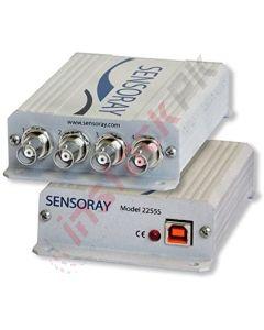 Sensoray: 4 Channel NTSC PAL Frame Grabber Card - 2255s
