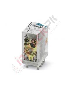 Phoenix Contact Single Relay-REL-IR4/LDP- 24DC/4X21
