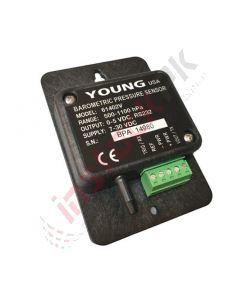 R.M. Young: Barometric Pressure Sensor 0-5VDC, RS232 Outputs - 61402V