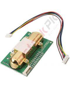 Infrared NDIR Environment Carbon Dioxide CO2 Sensor Module 0-5000PPM - MH-Z14A