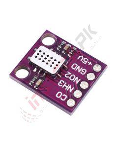 CJMCU- Air Quality CO VOC NH3 Nitrogen Oxygen Gas Sensor - MICS-6814