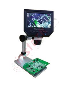 Mustool - G600 Digital Magnifier Microscope with LCD Display