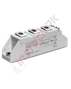 SEMIKRON SKKT56/16E Thyristors Diode Module