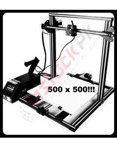 Creality 3D - Creality 3D Printer DIY Kit CR-10-S5 Large Printing Size 500x500x500mm