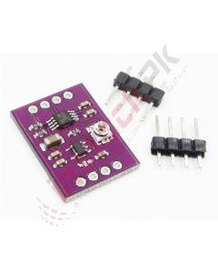 Human Micro Signal Multifunctional Three Op Amp Precision Instrumentation Amplifier CJMCU-333 INA333