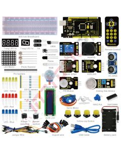 Arduino Starter Learning Kit With Mega 2560 R3