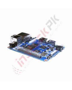 Banana Pi M2 Ultra R40 Quad-Core 2GB RAM Board With Case & Power Supply
