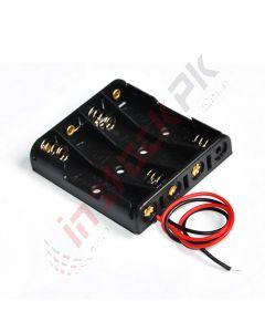 4 x 1.5V Batteries Holder Case