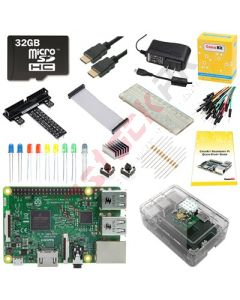 CanaKit Raspberry Pi 3 Ultimate Starter Kit 32GB Edition