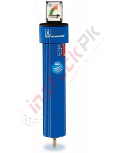 Beko: Clearpoint 3E Threaded Coalescing Filter With Differential Pressure Gauge - S040GDF