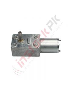 DC Gear Motor JGY370 (12V)