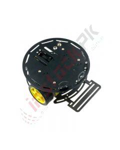 DFRobot 3PA Robot Car Kit For Arduino