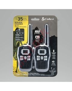 Cobra: Micro-Talk 35 Mile Two Way Radio WALKIE TALKIES (CXY805)