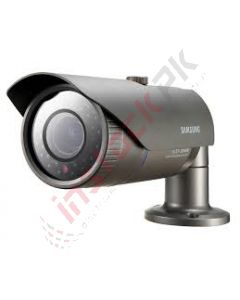 "Samsung: CCTV Analog Security Camera 1/3"" High Resolution Weatherproof Outdoor IR CCTV Camera 3.6x Optical - SCO2080R (REFURBISHED)"
