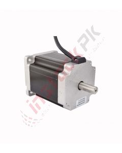 Dual Shaft Nema 34 CNC Stepper Motor 34HS46-5004D (8.5Nm/5A)