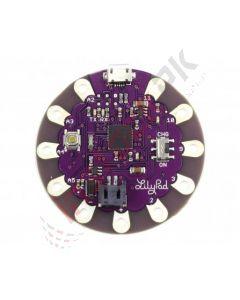 Arduino LilyPad USB based on ATmega32U4