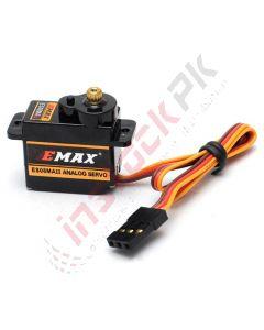 EMAX Metal Gear Micro Servo Motor (ES08MA II)