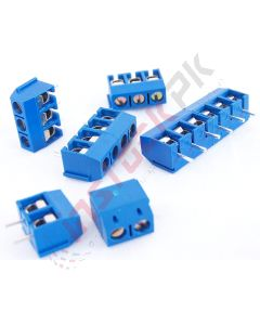 Screw Terminal Block 5MM, 3 Pin
