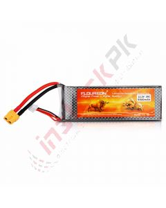 Floureon 3S-Lipo Battery 11.1V (5500mAh)