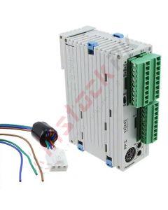 Panasonic: Programable Logic Controller PLC 16 Inputs, 8 Outputs, 24V - FPG-C24R2H