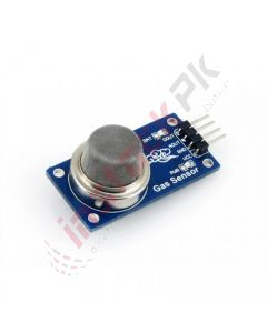 Smoke/LPG/CO Gas Sensor Module MQ-2 For Arduino