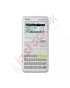Casio: White Graphing Calculator Powered by Python - fx-9750GIII-we