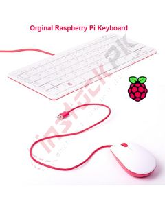 Raspberry Pi: Official Keyboard Hub and Mouse