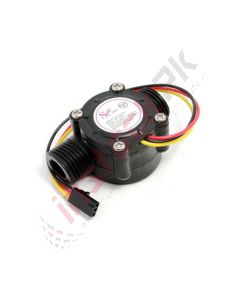 Hall Effect Water Flow Sensor YF-S201