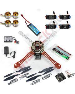 RC 4-Axises Multi QuadCopter Kit (V2.3) F02192-B