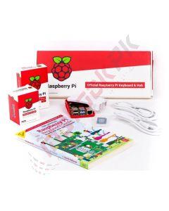 Official Raspberry Pi 4 Desktop Starter Kit - SC0400US