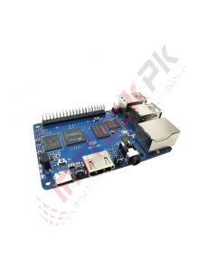Banana Pi: Single Board Computer 4GB Ram, Quad Core 16GB eMMC BPI-M5