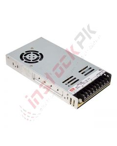 MeanWell - Switching Power Supply LRS-350-12 348W 12V 29A