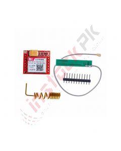 Mini Quad-band GPRSGSM Module SIM800L For Arduino