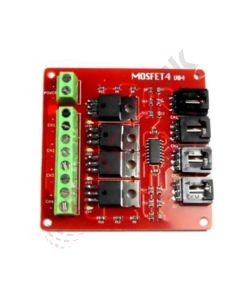 4-Channel MOSFET Switch Module For Arduino