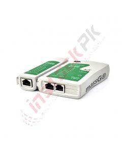 Network LAN Cable Tester (RJ45,RJ11,CAT5,UTP)