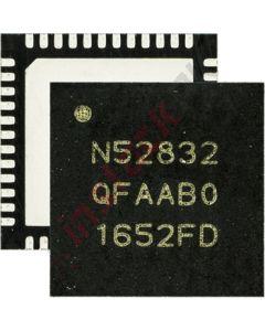 Nordic: Bluetooth 5 and Bluetooth mesh BLE multiprotocol SoC nRF52832