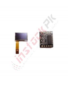 OLED Display Shield 0.5 Inch for Arduino