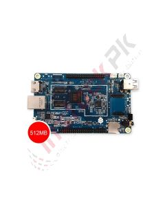 Pine 64-Bit Quad-core Development Board A64 (1.2 Ghz)