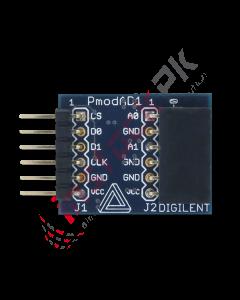 Digilent - Pmod AD1: Two 12-bit A/D Inputs
