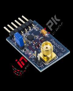 Digilent - Pmod DA3: One 16-bit D/A Output